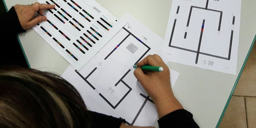 Coding con Ozobot, Bee-Bot e Scratch