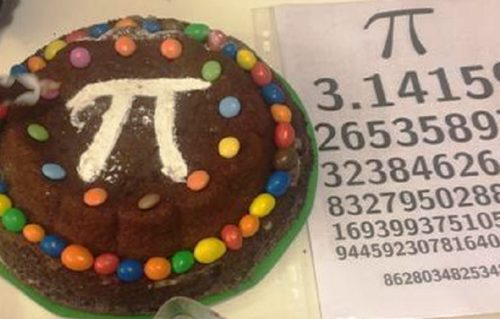 Preparativi per il #Pi Day