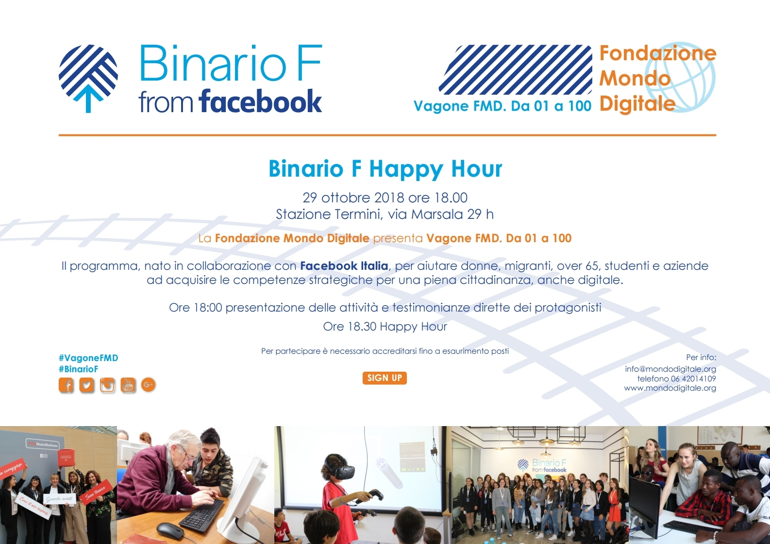 Happy Hour Binario F