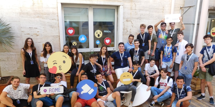 Summer Camp, in estate si allenano le competenze digitali